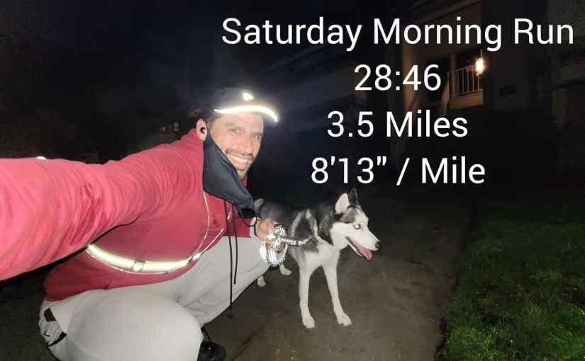 Post 3.5 Mile Saturday Morning Run – Being Okay About Cheating On YourDiet
